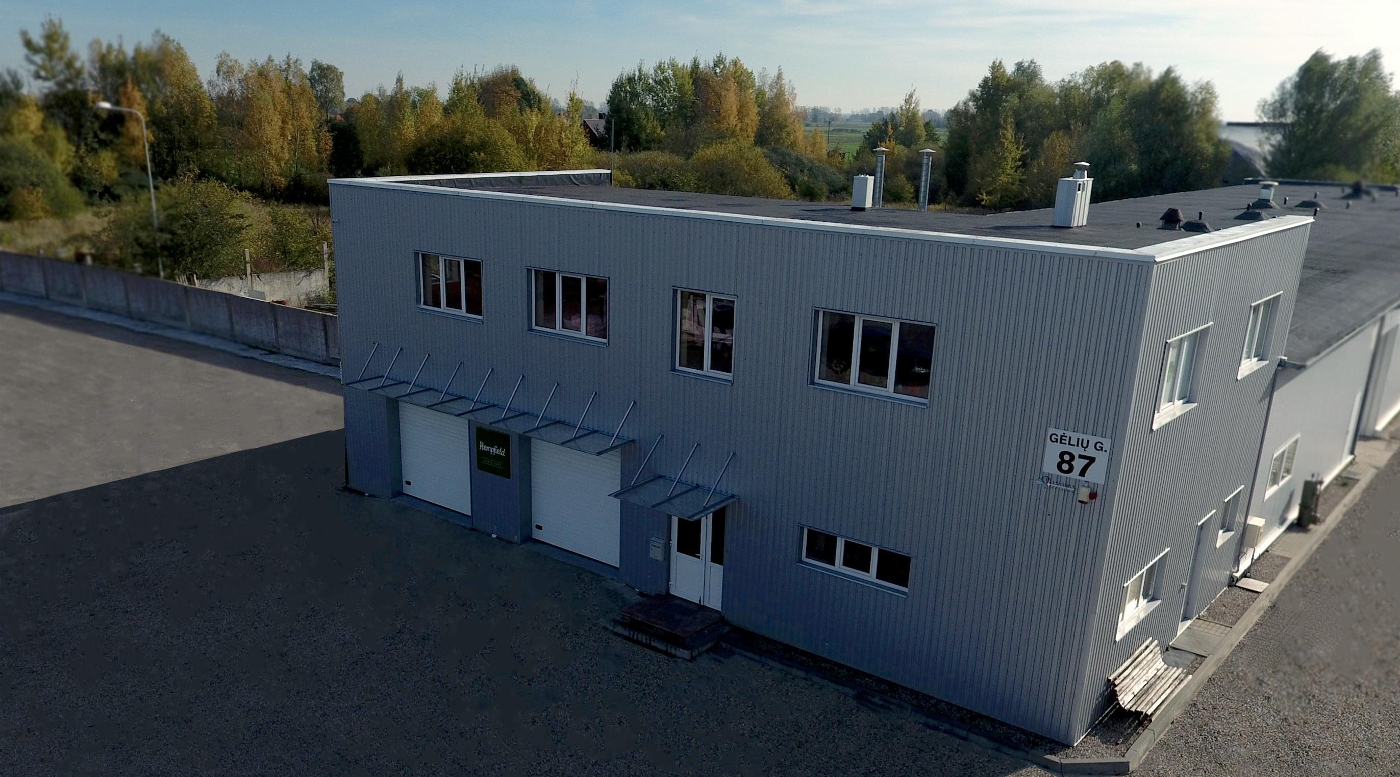 Hempfield factory